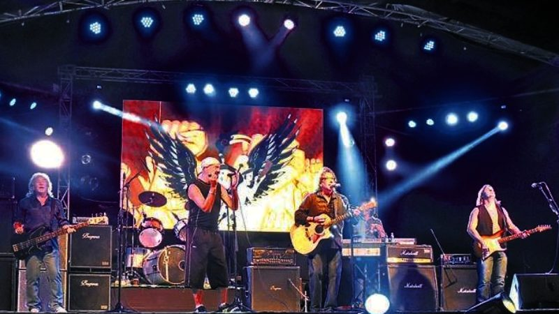 24 bands to vie for Hornbill International Rock Contest