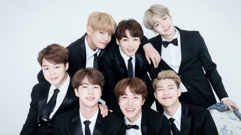 Korean boy band 'BTS' creates history – Reaches #1 spot in U.S
