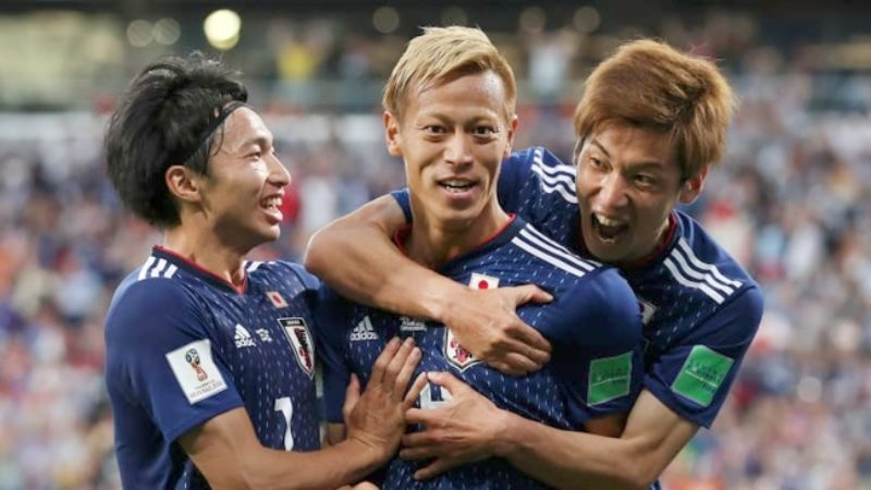 Japan reaches knock-out stage despite loss to Poland