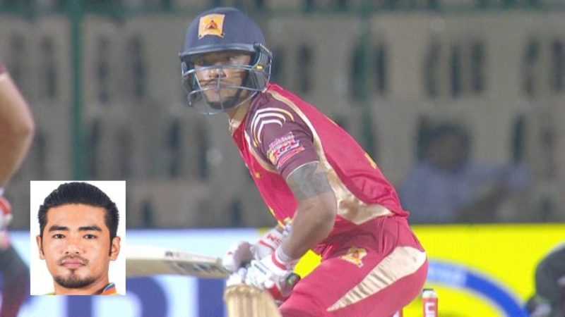 Rongsen Jonathan becomes first Naga to score 100 in first class cricket