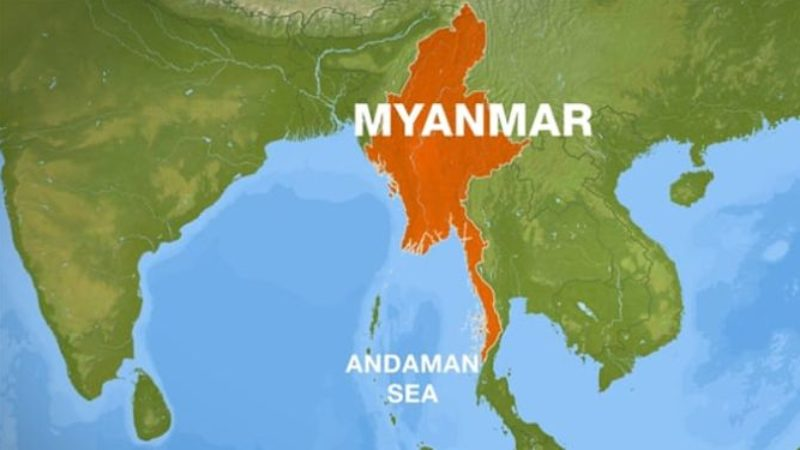Visa on arrival for Indian tourists visiting Myanmar